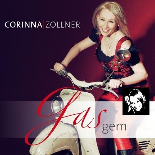 Gas gem - Corinna Zollner - mit Autogramm